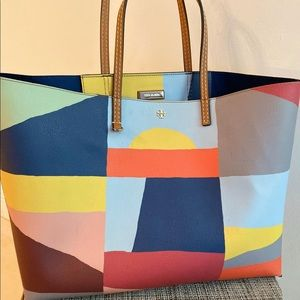 Tory Burch Multicolor Tote Bag